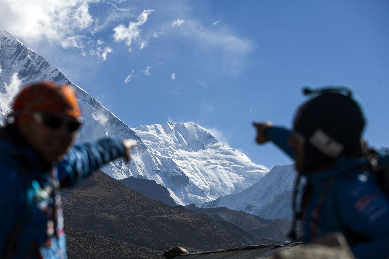 Az ott... Forrás: Everest Expedíció