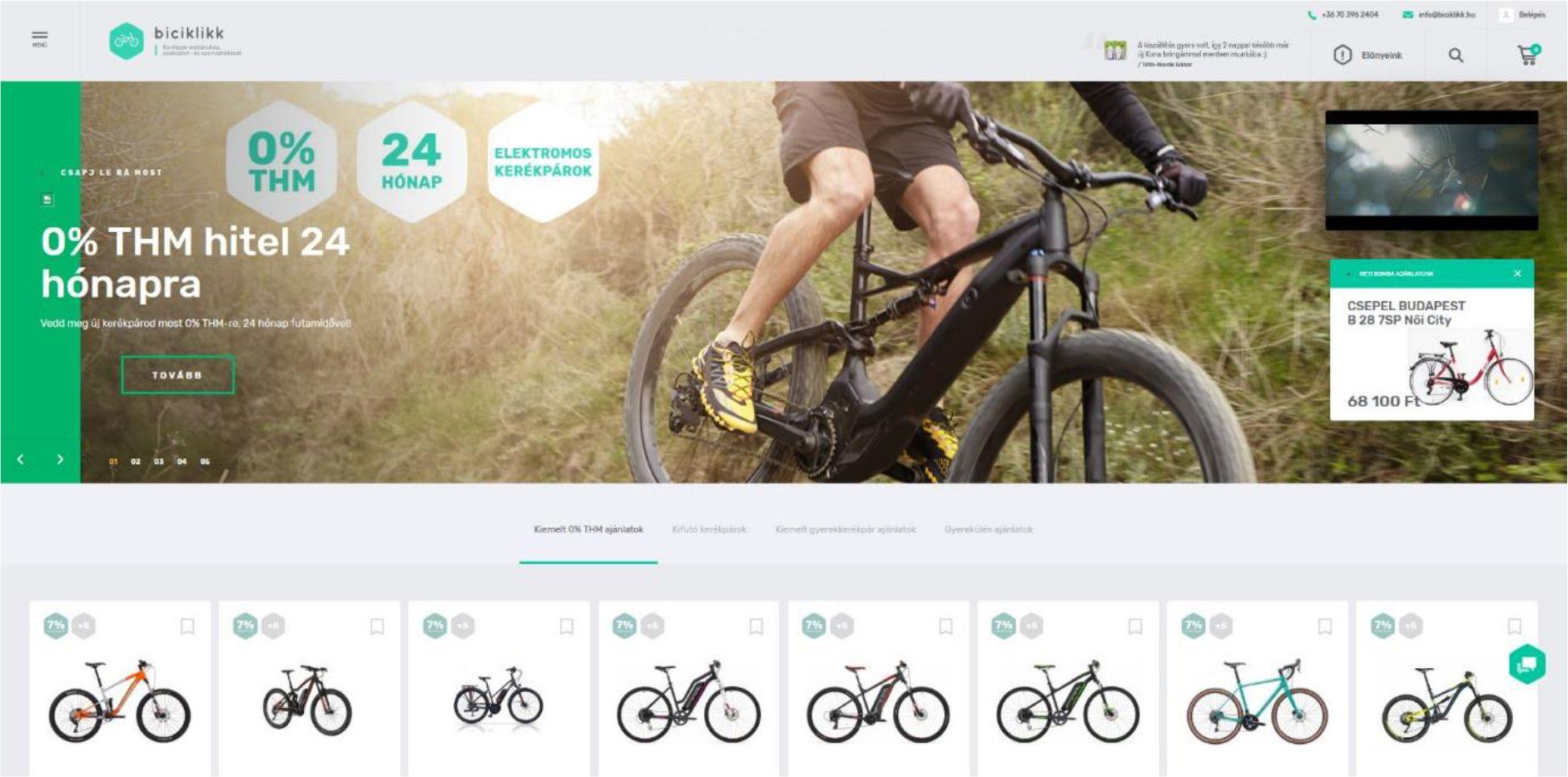 Biciklikk Forrás: Biciklikk