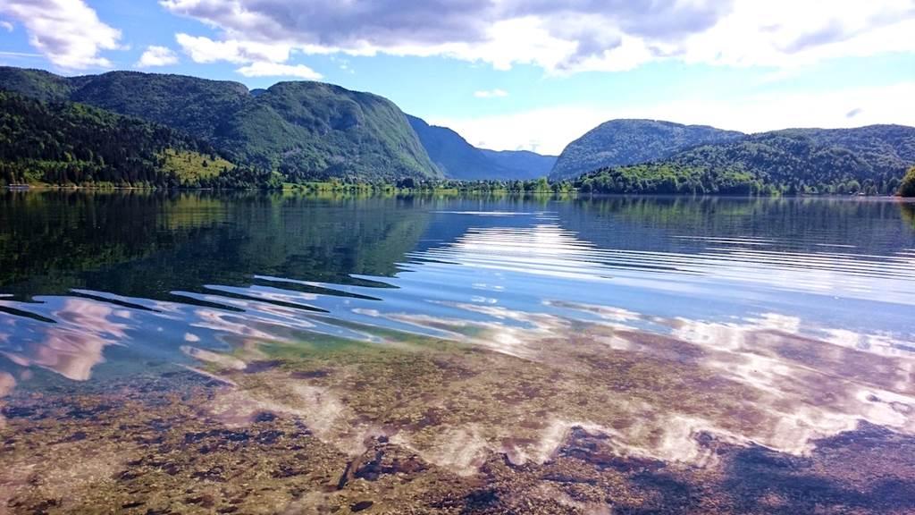 Bohinji-tó Forrás: Hike & Bike