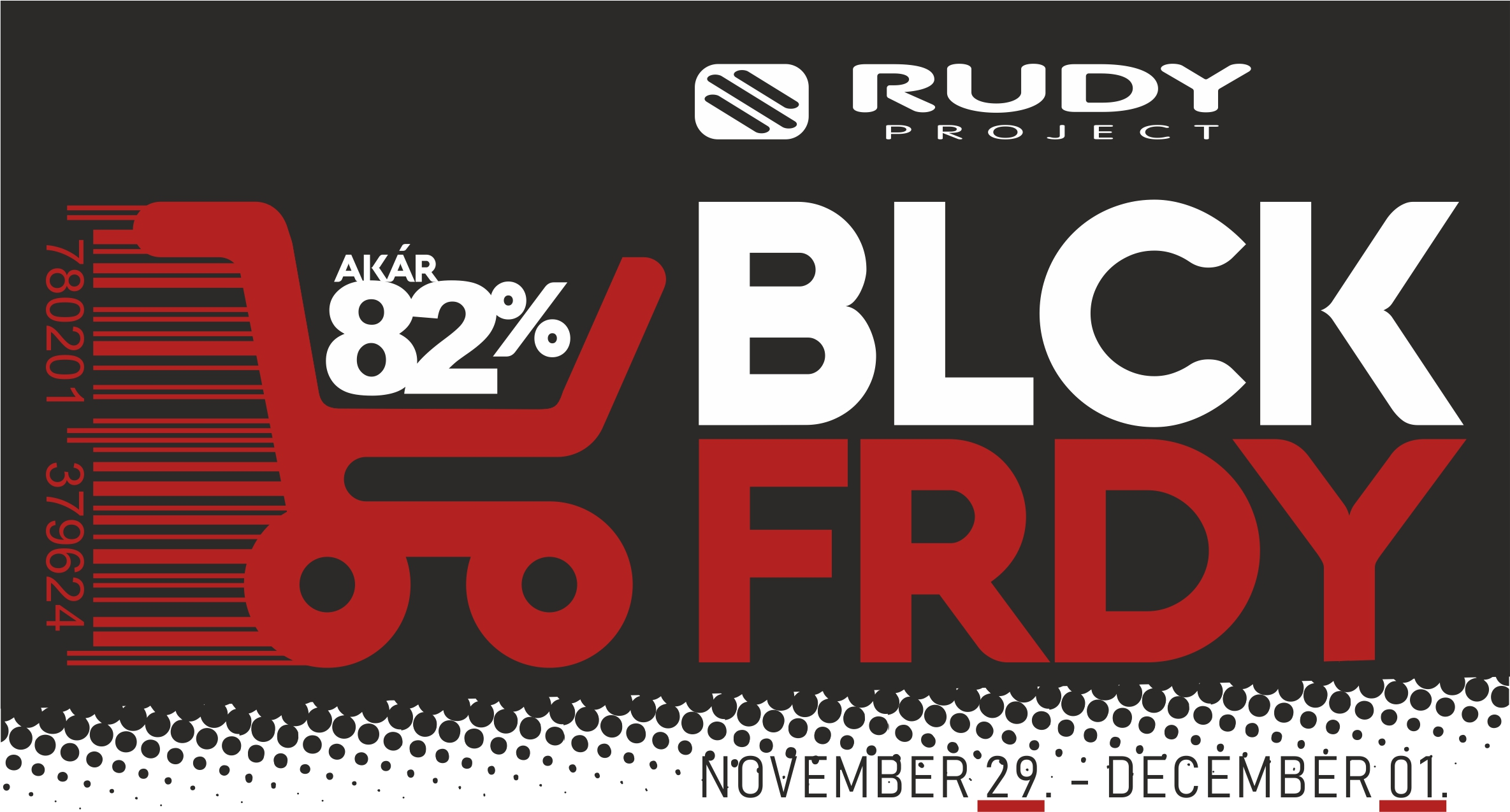 Black Friday Forrás: Rudy Project