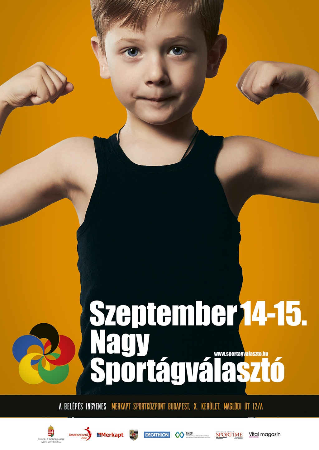 Nagy Sportágválasztó Forrás: www.sportagvalaszto.hu
