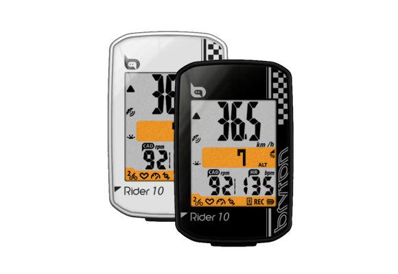 Bryton Rider 10E GPS kerékpáros komputer Forrás: BikeFun