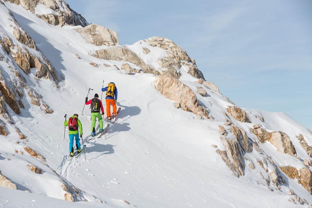 Snow and Safety Camp Forrás: (c) Alpfox Snow