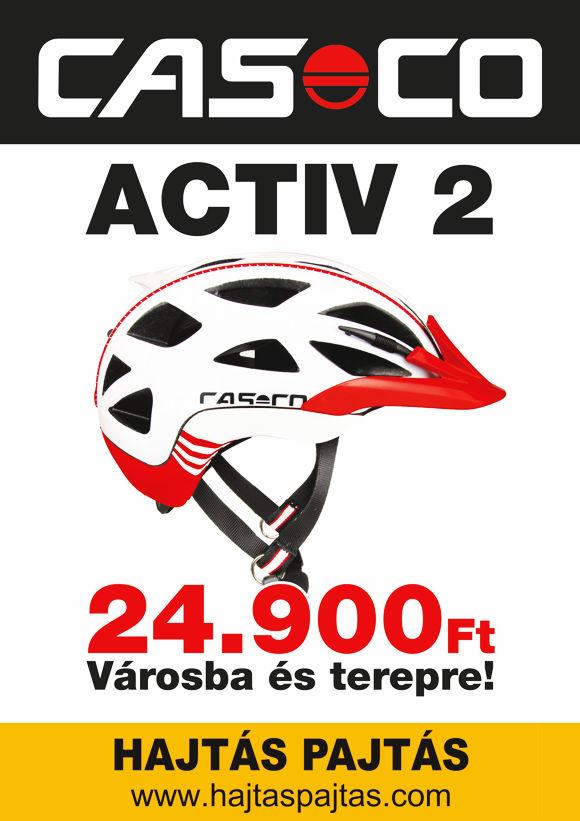 Casco Activ 2 akció