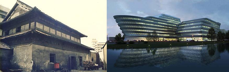 Honnan hova Forrás: Chaoyang