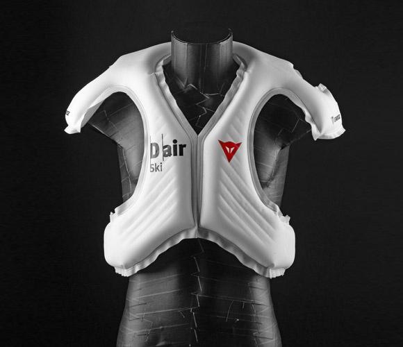 Dainese D-air ski Forrás: facebook.com/danieseofficial