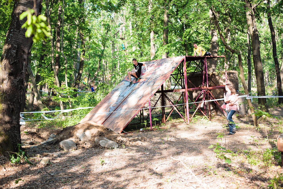Fighters Run Forrás: Kimura - Mozgásvilág.hu