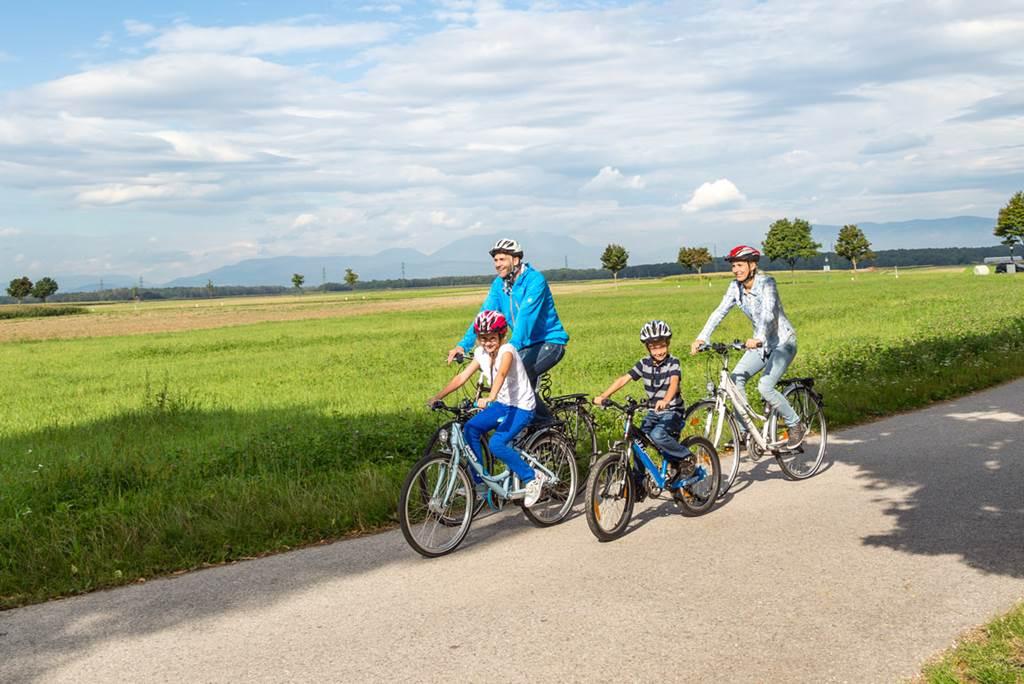 Eurovelo 9 kerékpárút Forrás: (c) WA_FranzZwickl