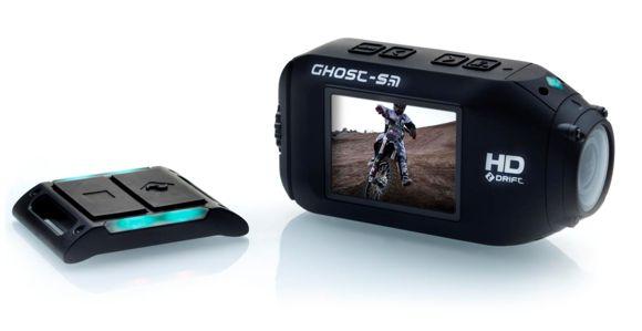 Drift HD Ghost-S Forrás: MyActionCam.hu