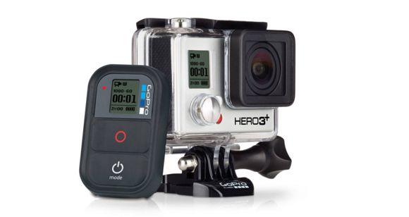 GoPro Hero3 Forrás: MyActionCam.hu