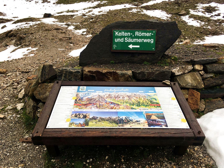 Kelta- és római kereskedő útvonal Forrás: Mozgásvilág.hu
