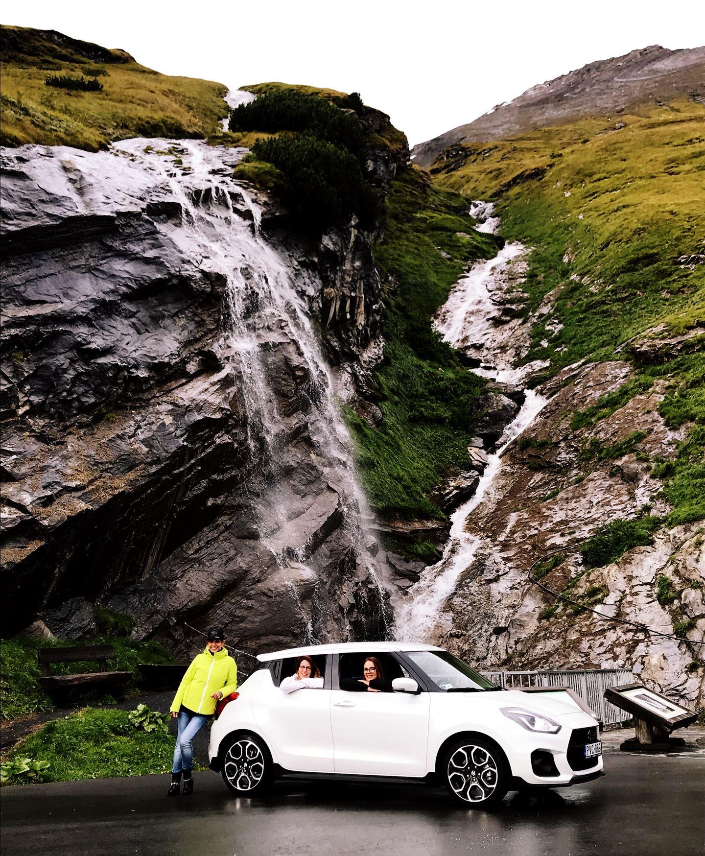 Suzuki Swift Sport - elállt az eső... Forrás: Mozgásvilág.hu