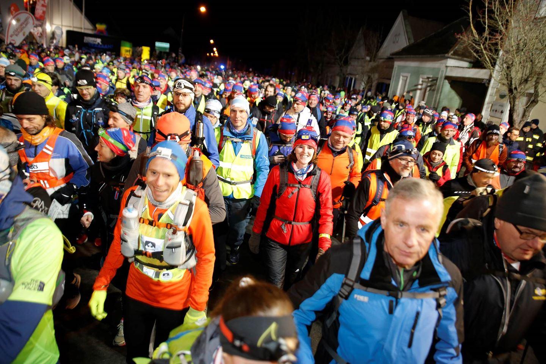 24 órás Burgenland Extrém Túra rajtpillanatok Forrás: www.24stundenburgenland.com