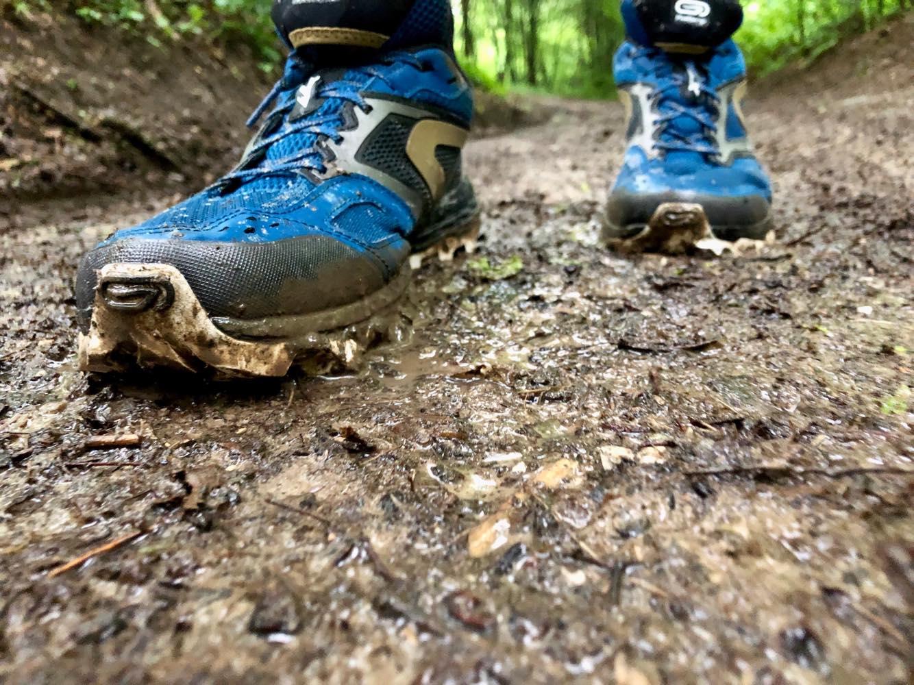 Kalenji Kiprun Trail XT7 Forrás: Engelbrecht Zoltán - Mozgásvilág