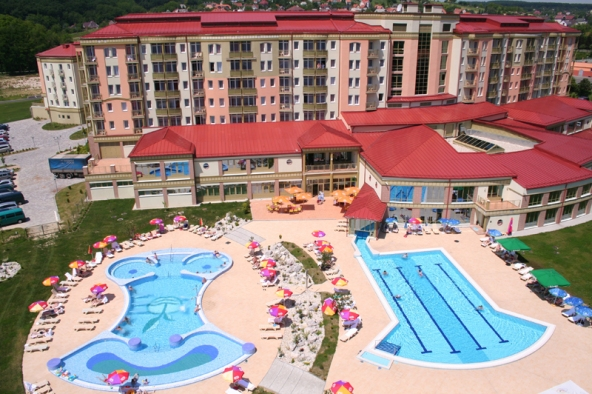 A szállásunk Forrás: Hotel Karos Spa