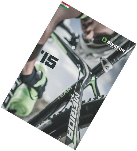 Bikefun 2015 katalógus Forrás: bikefun.hu