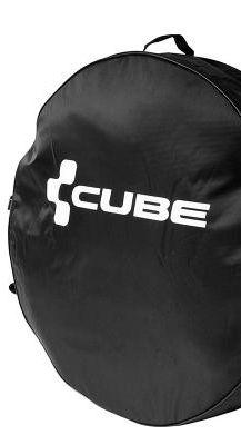 Cube keréktartó táska két kerékhez