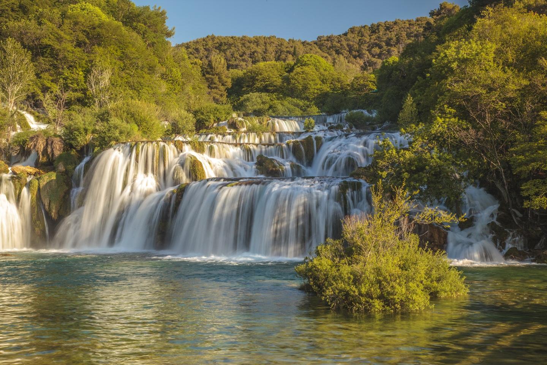 Krka Nemzeti Park Forrás: Turizmus.com