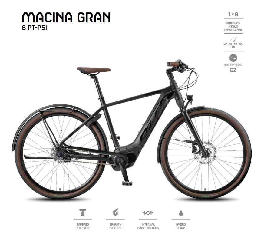 KTM Macina Gran Forrás: ktm-bikes.de