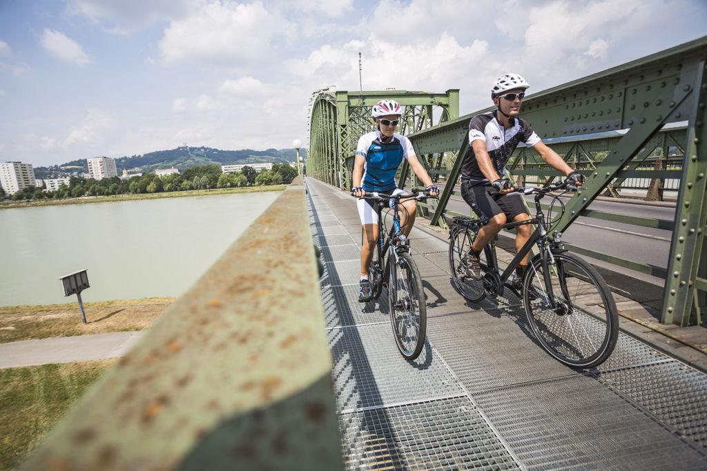 KTM trekking kerékpárok 2016