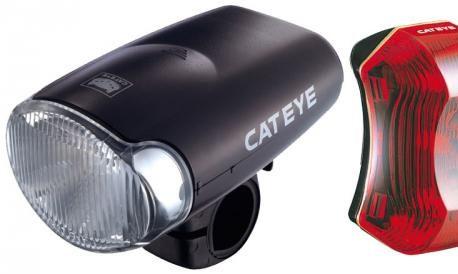 Cateye lámpaszett