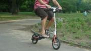 Mobiky összecsukható kerékpár | www.mozgasvilag.hu
