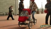 Babakocsi-kerékpár, vagy kerékpár-babakocsi? Teszt | www.mozgasvilag.hu