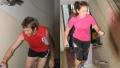Küzdelem a lépcsőkkel – 3xL lépcsőfutás   www.mozgasvilag.hu