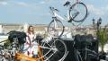 A Gepida jövő és az űrruhás ikerhostess lányok - Gepida Reptila 1100 bemutató | www.mozgasvilag.hu