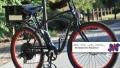 Vízzel és porral működő elektromos bringa | www.mozgasvilag.hu