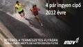 Szeretnél jövőre négy profi futócipőt - ingyen? | www.mozgasvilag.hu