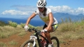 Lance Armstrong és Poór Brigitta is edzett a vasárnapi XTERRA Világbajnokság pályáján | www.mozgasvilag.hu