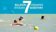 Újévi fogadalom: átúszom a Balatont! | www.mozgasvilag.hu