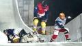 Tűzoltó nyerte az Ice Cross Downhillt | www.mozgasvilag.hu