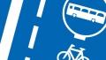 Újabb bringázható buszsávok | www.mozgasvilag.hu