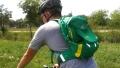 Kaméleon a hátadon - Vaude kerékpáros hátizsák teszt | www.mozgasvilag.hu