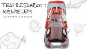 Osprey Exos 46 hátizsák - a pehelykönnyű útitárs | www.mozgasvilag.hu