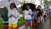 Triatlonozz esőben, hidegben