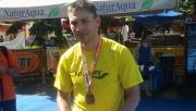 Balzsay Károly túl van első fél ironman versenyén