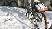 Óvd a téli időjárásban is kerékpárod | www.mozgasvilag.hu