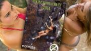 Bikini Boulder naptár 2014 | www.mozgasvilag.hu