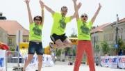 Futó és triatlon hétvégékre készülnek Keszthelyen