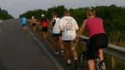 530 km-es jótékonysági futás a Down-szindrómás gyerekekért | www.mozgasvilag.hu
