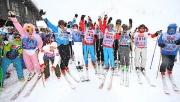 A világ leghosszabb lesiklóversenye Nassfelden | www.mozgasvilag.hu