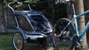 Thule kerékpáros utánfutók | www.mozgasvilag.hu