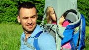 Thule gyerekhordó hátizsák | www.mozgasvilag.hu