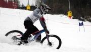 Őrült verseny a sípályán - White Down   www.mozgasvilag.hu
