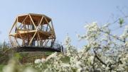 Holnaptól látogatható a Hármashatár-hegyi kilátópont | www.mozgasvilag.hu