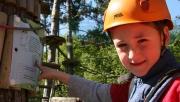 Megnyitott a Budakeszi Kalandpark Tanösvény | www.mozgasvilag.hu