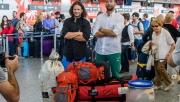 Útnak indult Klein Dávid és Suhajda Szilárd | www.mozgasvilag.hu
